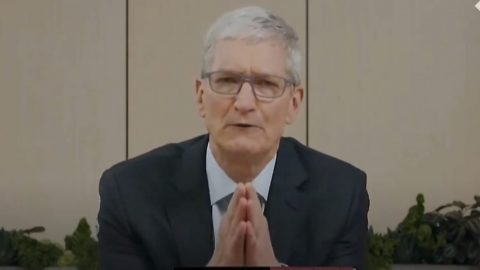 Apple's Tim Cook Praises Huawei, An Institution Of Chinese Espionage