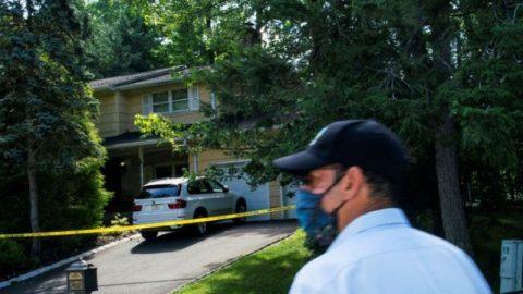Gunman attacks family of N.J. federal judge, 20-year-old son killed