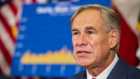 Texas Gov. Abbott: Virus will take time to eliminate
