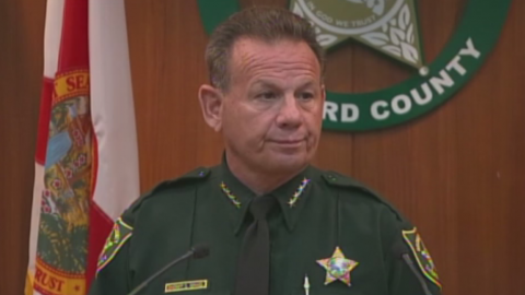 Sun Sentinel Endorses Disgraced Sheriff Scott Israel Who Denied Any Responsibility For Parkland Shooting Failures