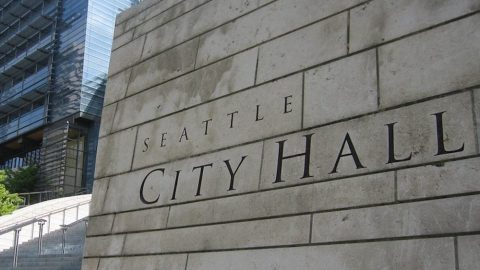 Seattle City Council Plans To Slash Police Budget In Half