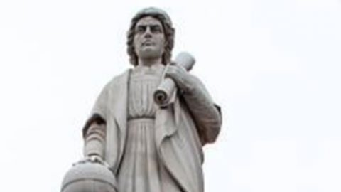 Historic Columbus statue in Baltimore torn down by protesters