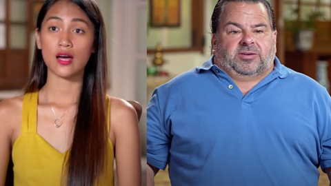 '90 Day Fiancé' Stealthily Undermines The Left's Anti-American Narratives