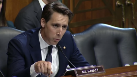 Sen. Hawley Introduces Bill To Fine American Companies Relying On Chinese Slave Labor