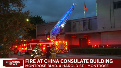 U.S. Orders China's Houston Consulate To Close, Citing 'Massive Illegal Spying'