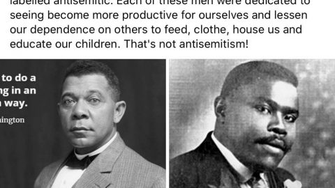 NAACP Silent About Philadelphia Leader's Antisemitic Social Media Posts