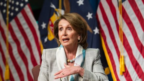 Catholic Nancy Pelosi Indifferent To St. Junipero Desecration