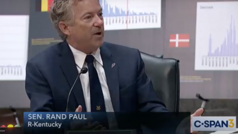 Rand Paul Grills Anthony Fauci On Reopening Schools And Day Cares