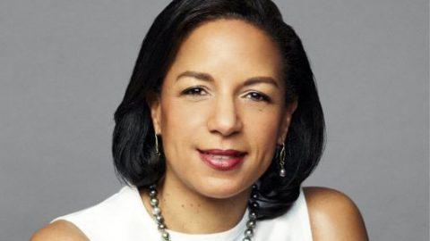 Susan Rice discusses possibility of being Joe Biden's running mate