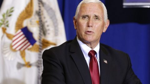 Vice President Pence reaffirms Trump administration's pro-life stance