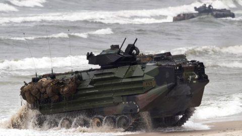 Training accident leaves 1 Marine dead, 2 injured, 8 missing