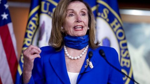 Speaker Pelosi: No agreement on how to defeat COVID-19