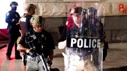 Portland Police Chief: Ongoing riots straining dept. resources