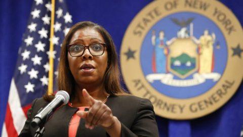 N.Y. Attorney General Letitia James seeks to dissolve the NRA