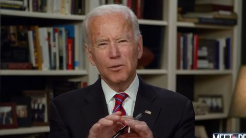 Will Biden Be The First Nominee In 80 Years To Refuse A Debate?