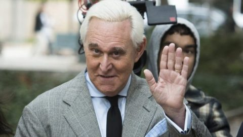 Roger Stone reveals text messages showing he did not lie to protect President Trump