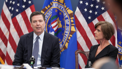 Comey Went 'Rogue' In Launching Perjury Trap On Flynn
