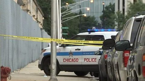 Chicago shooting suspect at large after killing 9-year-old