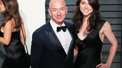 These Radical Groups Just Got A Slice Of The $1.7 Billion Donation From Jeff Bezos' Ex-Wife